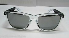 Oakley Sunglasses OO9013-72 FROGSKINS ALPINE STORM Chrome Iridium New *100% ORG*
