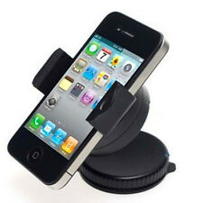 Mini Universal Cellphone Phone Holder 360 Mount on Car auto Windshield Dashboard