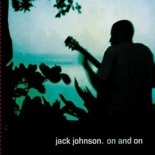 JACK JOHNSON 'ON AND ON' CD NEW+!!!!!!!!!!!!!!
