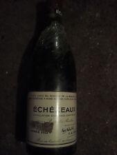 echezeaux romanée conti 2002 DRC bourgogne grand cru