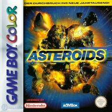 Nintendo GameBoy Color Spiel - Asteroids Modul