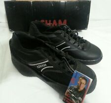 New pair Asham FORCE premium Men's Curling Shoes Size 8, Left slide  SKBAWA-b059