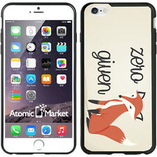 Zero Fox's Given Funny For Iphone 6 Plus 5.5 Inch Case Cover By Atomic Market