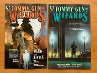 TOMMY GUN WIZARDS #1 Main Cover A + Shalvey Variant Set Dark Horse 2019 NM