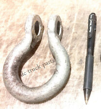 New Military Surplus Shackle Clevis Tow Hook trailer truck lifting rigging