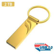 USB 3.0 Flash Drives 2TB Memory Metal Flash Drives Pen Drive U Disk PC Laptop