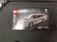 James Bond Aston Martin Lego 10262 Creator 1295 Pieces New In Box Sealed L@K