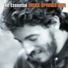 New: THE ESSENTIAL BRUCE SPRINGSTEEN Limited Edition 3-CD w/ Bonus Tracks