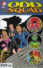 Us cómic Pack The Odd Squad 1-3 todd livingston DDP mgx