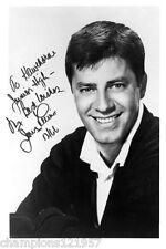 Jerry Lewis ++Autogramm++ ++Hollywood-Legende++