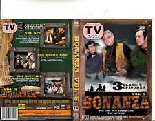 Bonanza:Vol 5-1959/1973-TV Series USA-3 Episodes-DVD