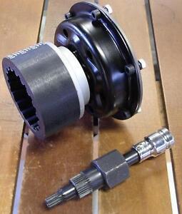 Klima Kompressor Kupplung mit Werkzeug für VW T5  Bus Touareg 7H0 820 805 H NEU