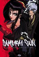 Samurai Gun - The Complete Collection (DVD, 2008, 3-Disc Set)  Anime
