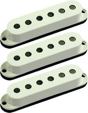 Seymour Duncan SSL-3 CSET Calibrated Hot Strat Pickup Set, Parchment No Logo NEW