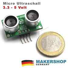 Micro Mini 3.3 V Volt Ultraschall RCW-0001 Ultrasonic Sensor wie HC-SR04