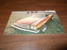 1973 Ford Ranchero Advertising Postcard