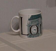 Starbucks Collector Series London Coffee Mug 18 Oz 1994 EUC