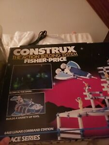 Construx Action Building System 6460 Lunar Command Station