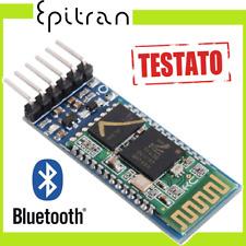 HC-05 modulo scheda wireless bluetooth BT per arduino con seriale rs232 UART