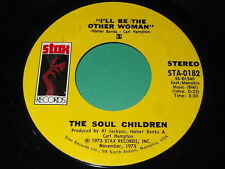 The Soul Children: I'll Be The Other Woman / Come Back Kind Of Love 45