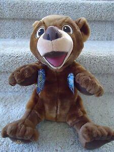 Disney Brother Bear Plush Koda NEW 2003