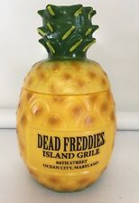 Dead Freddies Island Grille 64th Street Ocean City MD Plastic Bank Pineapple