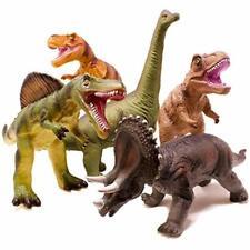Boley Action Figures & Statues 5 Piece Jumbo Dinosaur Set - Kids, Children, Toy