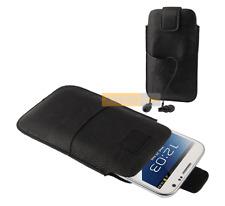 Etui Housse Universel POCKET BAG Noir / HTC Desire 10 Lifestyle