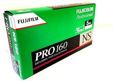 New 5 Rolls FUJIFILM PRO160 NS FUJICOLOR Film 120 (6x9 6x8 6x7 6x6 6x4.5) Fuji