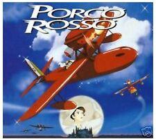 DVD PORCO ROSSO di Miyazaki - ED. INGLESE