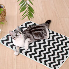 Waterproof Pet Puppy Pee Pads Washable Reusable Dog Cat Training Mat Pad New