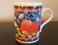 Rare Vintage Staffordshire England Crown Trent Fine Bone China Coffee Mug