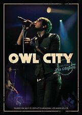 Owl City: Live Fron Los Angeles