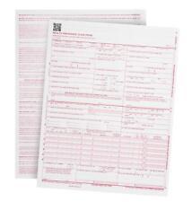 * BOGO * CMS-1500CS-12 WCMS-1500CS-12 Health Insurance Claim Form