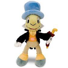 Disney Pinocchio Jiminy Cricket Mini Bean Bag Soft Plush Stuffed Doll Toy