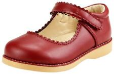 Girl's School Dress Classic Shoes Burgundy, Pink, Black Mary Jane Toddler size