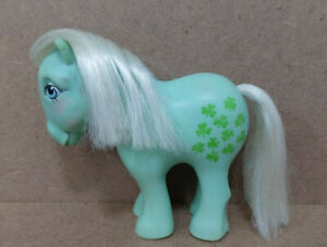 MEXICAN My little pony G1Minty MLP G1