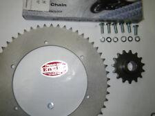 Chain Set Hercules Sachs ZX1 Zx 1 Enduro 15/53 Z 1/2 x 3/16 415H Reinforced