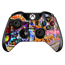 Skins Decals for Xbox One / One S w/Grip-Guard / Graffiti Street Art NY L.A.