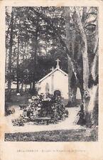 ARC-EN-BARROIS chapelle de notre-dame de monterot timbrée 1923