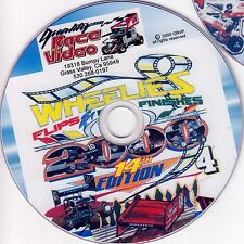 Sprintcar DVD 2000 Wheelies Flips & Foto Finishes