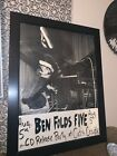 1990s BEN FOLDS FIVE Poster Flyer CD RELEASE PARTY Cats Cradle Chapel Hill, NC