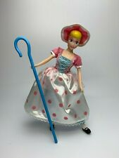 1995 Disney Pixar Toy Story 4 Thinkway Bo Peep Doll Staff Vintage Action Figure
