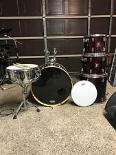 Sonor Force 1001 5 Piece Drum Set *With Extras!