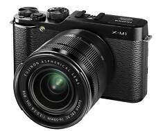 FujiFilm X-M1 Compact System Camera with  XC16-50mm F3.5-5.6 OIS Lense Kit