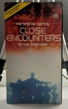 Close Encounters of the Third Kind Special Edition Vhs