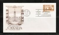 Summer's Stores by Ensor = Canada 1967 #465a FDC Cover Cachet q03