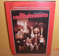 THE COMMITMENTS target EXCLUSIVE cover card DVD Alan Parker movie