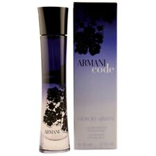 Armani Code For Women Eau de Parfum Spray 1.7 oz (Pack of 4)