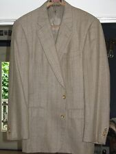 Fantastic Quality HICKEY FREEMAN Canterbury Collection sport coat.  US 42 Long.